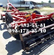 Affordable price for trailed disc harrow BDP-2.5