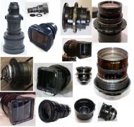 Buy lenses LOMO production USSR