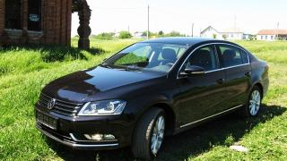 Car rental Volkswagen Passat from $15 per day