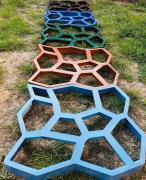 Форма для садової доріжки Івано-Франківськ