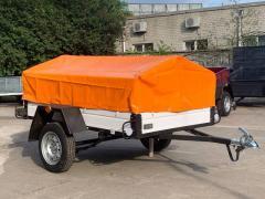 Продается прицеп для авто Лев 2000х1300 мм от производителя