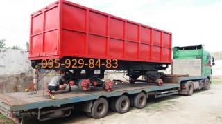 Тракторний причіп 3PTS-12 продається
